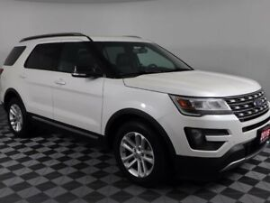 2016 Ford Explorer w/HEATED LEATHER, NAVIGATION