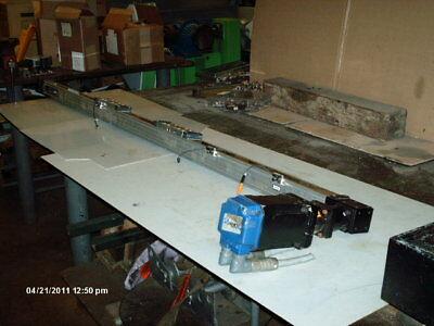 Parker Hle Linear Drive 78x2.25x2.25 Wservomotor