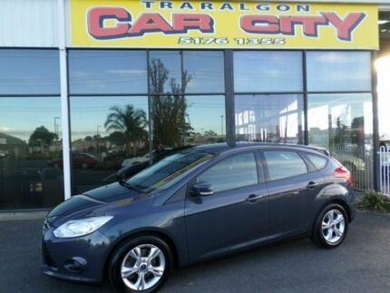 2011 Ford Focus LV MKII LX Grey Semi Auto Hatchback Traralgon Latrobe Valley Preview
