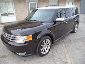 2010 Ford Flex Limited ONE OWNER NAVI BACK UP CAMERA FINANCING