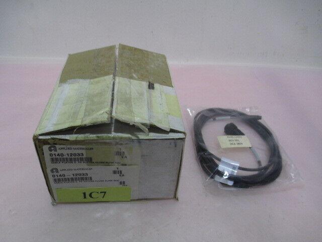AMAT 0140-12033 Rev. 001, Cable Platen 2, P2 Gutter Flush Flow Sensor. 415855