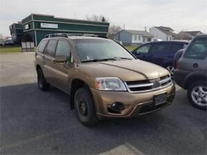 MITSUBISHI ENDEAVOR LIMITED 2008 - AWD/CUIR/TOIT