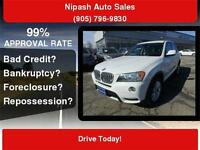 2011 BMW X3, AWD,LOADED,3 YEARS,EXTENDED WARRANTY AVAILABLE Mississauga / Peel Region Toronto (GTA) Preview
