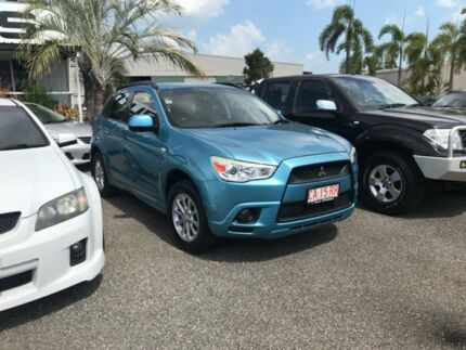2016 Mitsubishi Asx Xb My155 Ls 2wd Grey 5 Speed Manual Wagon