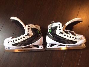 New Reebok 16K Goalie skates