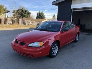 2004 Pontiac Grand Am **** ACCIDENT FREE LOCAL CAR *****