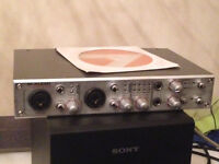 M-Audio FireWire 410 Audio Interface with Drivers Disc