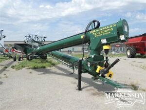 "GrainMaxx 6385HC Swing Auger - 13"" x 85', Reach & Retract, Hyd"