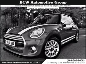 2014 MINI Cooper Certified Warranty Low Km Must See $18,995.00