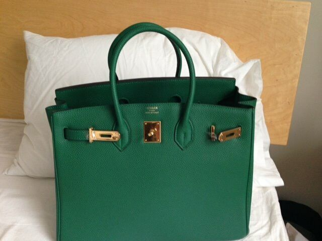839501e6c558 Hermes Birkin Green comes with dust bag box | in Westminster ...