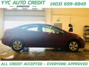 2015 Kia Forte LX *$99 DOWN EVERYONE APPROVED*