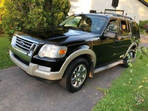 2010 Ford Explorer Eddie Bauer 4 Wheel Drive