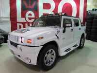 Hummer H2 SUT 6.2 ULTRA LUXURY 2009
