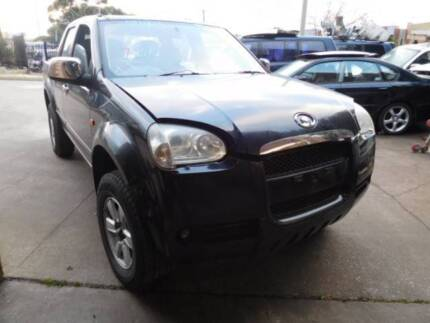 GREAT WALL V240 2010 MANUAL 4WD, 4G69S4N ENGINE