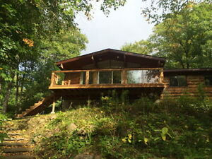 Waterfront Home for Sale in Chalk River