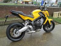 Honda CB 6650 FA-E MOTORCYCLE