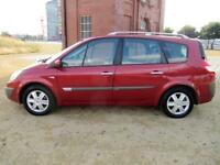2005 RENAULT GRAND SCENIC 1.6 DYNAMIQUE * 7 SEATER * ONLY £1450