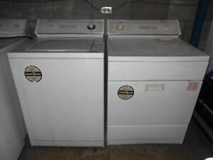 ENSEMBLE LAVEUSE SECHEUSE INGLIS / INGLIS WASHER AND DRYER SET