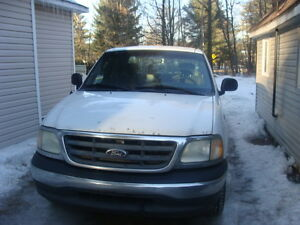 2002 Ford f150 Fourgonnette, fourgon