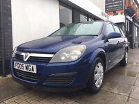 Vauxhall Astra 1.7 CDTi 16v Life 5dr 1 YEARS MOT