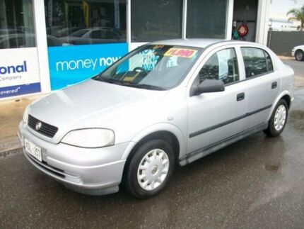 2005 Holden Astra TS Classic 5 Speed Manual Hatchback