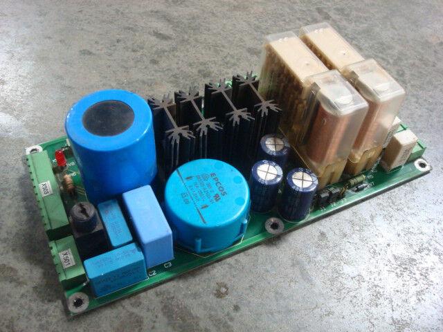 USED TRW Nelson LP NT-3 Stud Welder Power Relay Board 66-06-04