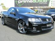 2012 Holden Commodore VE II MY12 SV6 Thunder Black 6 Speed Manual Utility Shailer Park Logan Area Preview