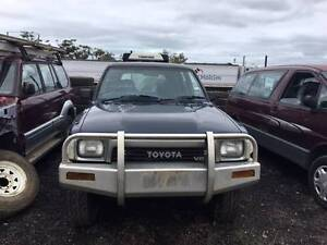 WRECKING 1991 VZN130 Toyota 4 Runner Auto Petrol 4x4 ALL PARTS Werribee Wyndham Area Preview