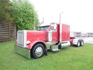 2005 PETERBILT 379L FLAT TOP, TRUCK SHOW CONDITION !! CAT C15