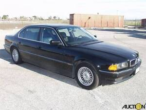 1998 BMW 7-Series Sedan - $$ reduced, again