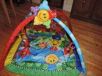 Activity Mat Baby Einstien