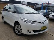 2016 Toyota Tarago ACR50R MY13 GLi White 7 Speed Constant Variable Wagon Belconnen Belconnen Area Preview