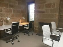 BOUTIQUE OFFICE SPACE FOR 4 in Unique shared HERITAGE BUILDING McMahons Point North Sydney Area Preview