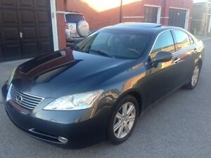**STOP**2007 Lexus ES 350*PKG*Leather*Sunroof*Wood**