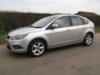 2011 Ford Focus parts breaking