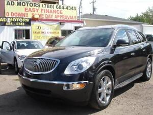 2008 BUICK ENCLAVE CXL AWD NAVI FULL LOAD-100% APPROVED FINANCE
