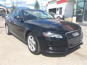 2009 Audi A4 Leather! Heated Seats! Sunroof! AWD! Clean Title!