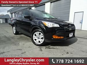 2015 Ford Escape S ACCIDENT FREE w/ POWER ACCESSORIES & REAR-...