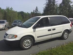 2007 Dodge Caravan Cargo Van - great for work!