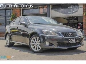 2009 Lexus IS 250 AWD - Brand New Brakes & Tires!!