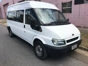 2005 Ford Transit MiniBus White Automatic Woodville Charles Sturt Area Preview