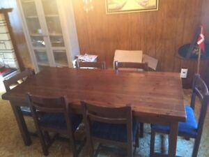 Moving Sale: Dining Room Table
