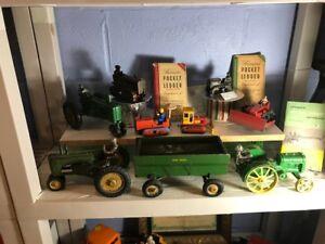 Antique (Old) Toys etc.