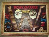 Winchester Cartridge Display