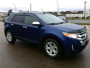 2013 Ford Edge VERY NICE RIDE FAST EASY APPROVAL