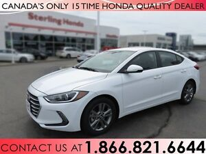 2017 Hyundai Elantra GL | NO ACCIDENTS | 1 OWNER | LOW KM'S