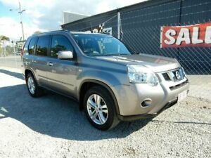 2010 Nissan X-Trail T31 Series III ST-L Silver 1 Speed Constant Variable Wagon Kippa-ring Redcliffe Area Preview