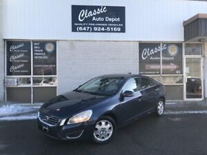 2012 VOLVO S60 *LEATHER*SUNROOF*NAVIGATION*BACK-UP CAMERA* T5 Le