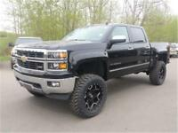2015 Silverado 1500 LTZ Z71 6in Lift~Rims~Tires $383 B/W
