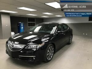 2017 Acura TLX V6 Elite SH-AWD *Up to $1500 Rebate, Finance as l